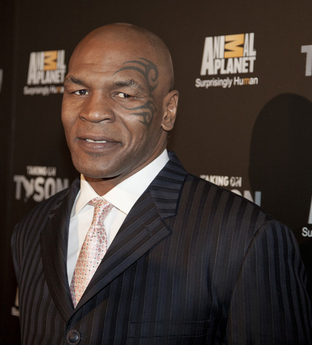 Mike Tyson Takes on Pigeons on DISH Network