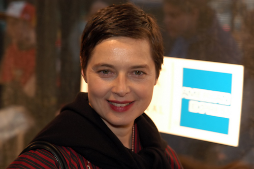 Isabella Rossellini on Planet Green