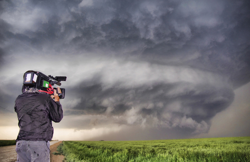Discovery Channel Storm Chasers
