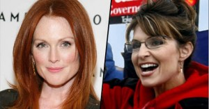 julianne moore,sarah palin
